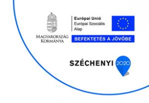Európai Unió Európai Szociális alap - BEFEKTETÉS A JÖVŐBE